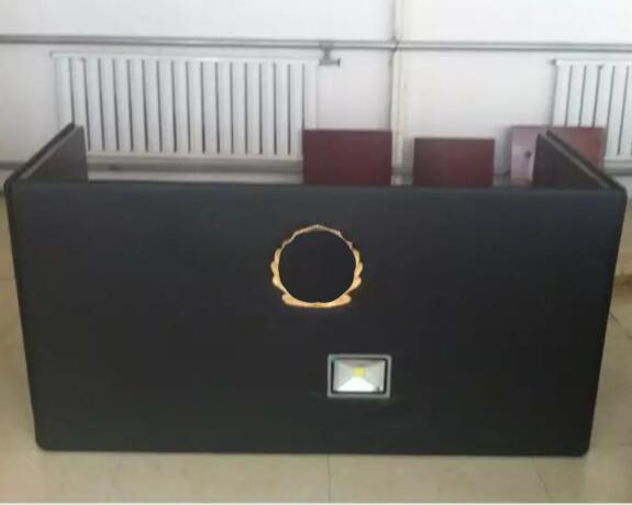 AZY-ZR12型审讯桌(图1)
